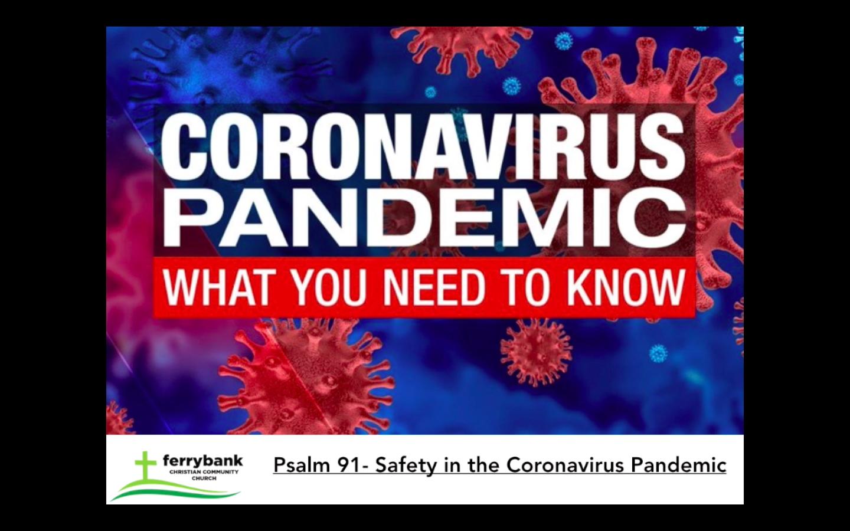Safety in Coronavirus Pandemic
